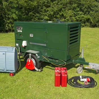 Get The Best From Generator Hire As Temporary Power Solution