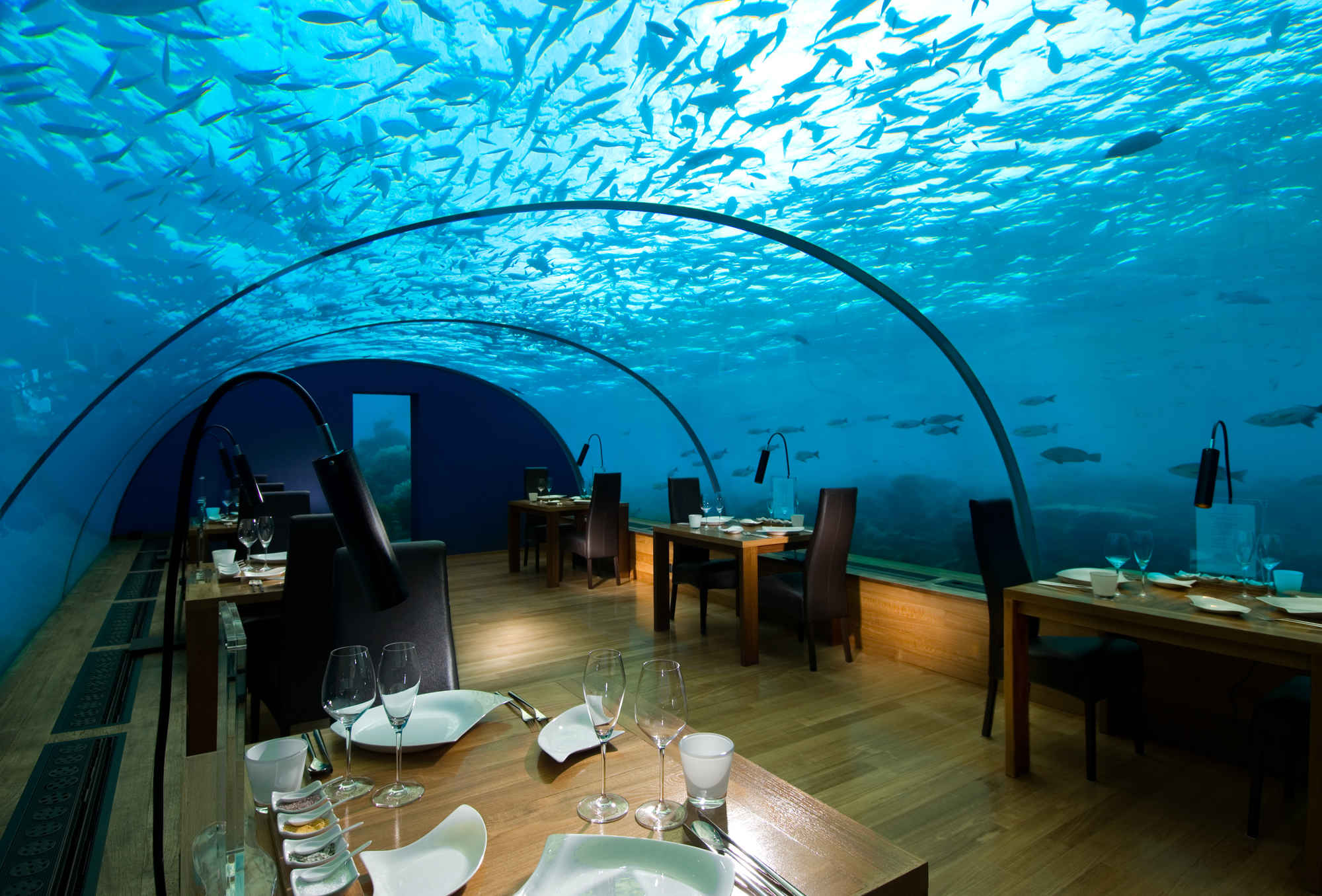 Norway Is Home To Europe's First Underwater Restaurant ...